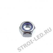Гайка шг самостоп. с нейл. кольцом DIN 985  М5 (14)