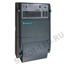 Счетчик электроэнергии трехфазный многотарифный Меркурий 234 ART-03 P 5/10А кл0.5S/1 230/400В ЖКИ
