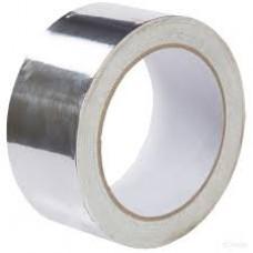 Скотч 48 х 25 алюминиевый