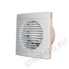 Вентилятор DOSPEL PLAY CLASSIC 125 WC (без шнура, с таймером, бесшумный, шариковый подшипник)