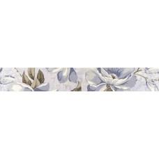 Бордюр  Melba голубой 500х75