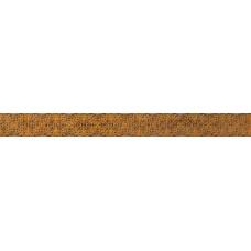 Бордюр TREVI коричневый 5x45