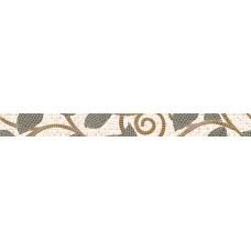 Бордюр BELLA светло-бежевый 5x45