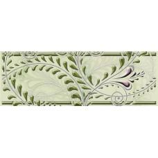 Бордюр Елена каприз зеленый 200х70