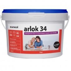 34 клей дисперсионный Arlok / 1,3кг