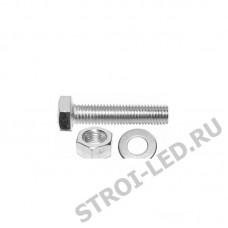 Болт мебельный DIN 603 6/80 (2)