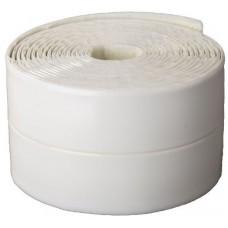 Лента клейкая бордюрная 38мм*3,35м(Белая)