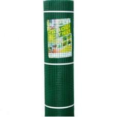 Сетка садовая ромб. 45*45 мм 1,80*25м Темно-зел. 3